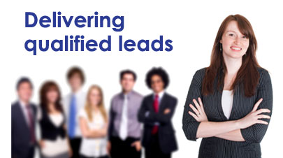 Delivering qualified leads